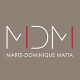 Logo Marie-Dominique Matta | Coaching et formation d'équipes